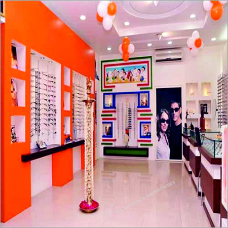 3D Optical Designing Showroom