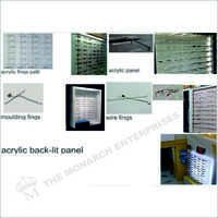 Optical Backwall Display Solutions