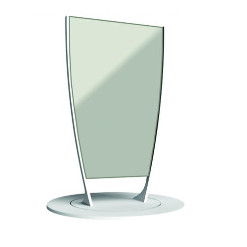 Metal Counter Mirror Stand