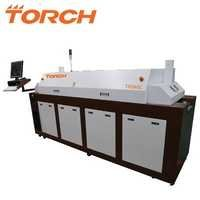 Full hot air lead-free reflow Oven with 4 heating-zones TR340C