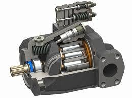 Hydraulic Piston Pumps