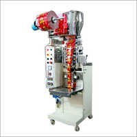 Pneumatic Pouch Filler Machine