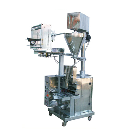 Semi Pneumatic Auger Filler Machine