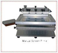 Manual high precision solder screen printer T4030