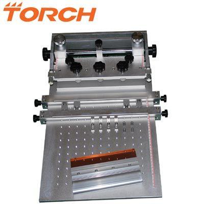Manual high precision screen printing machine T4030
