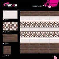 Ceramic Glazed Coloured Bathroom Tiles