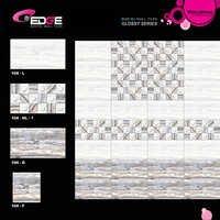 Digital Glazed Marble Tiles
