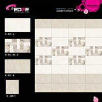 Ceramic Glazed Designer Marble Tiles