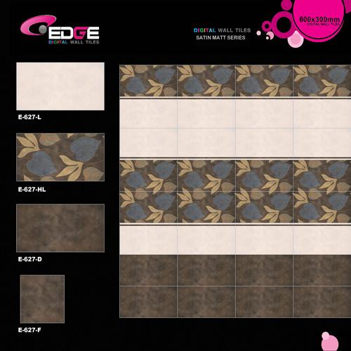 Digital Bedroom Matte Tiles