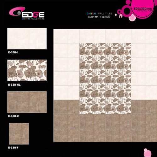 Digital Glossy Matte Tiles