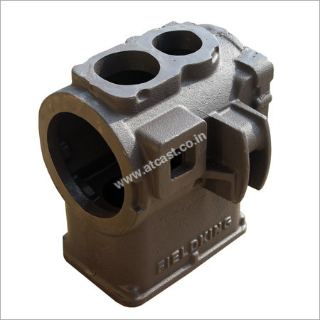 Rotavator Gear Box Housing