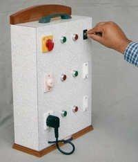Electro-Equipment Frame Set