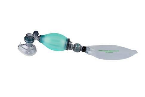 Anti-Slip Reusable Silicone Resuscitator » Child