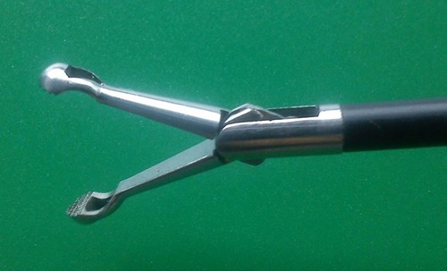 Babcock Forceps Standard 5mm