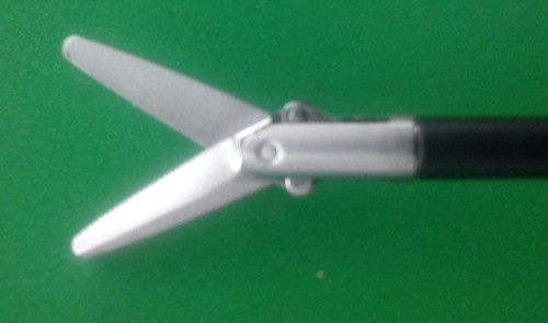 Scissor Straight Metzenbaum 5/3.5 mm double action