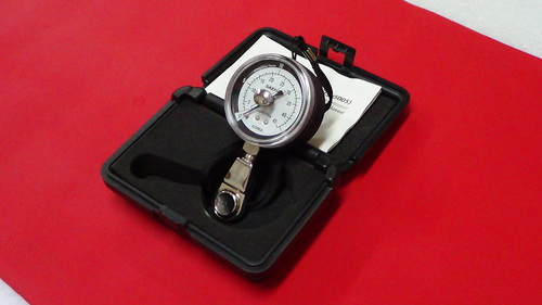 PINCH GAUGE, Hydraulic (Saehan) :