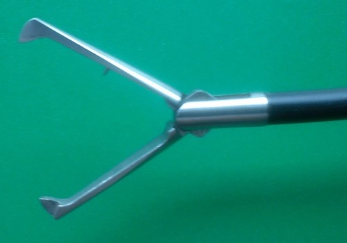 Tinaculum Grasping Forceps 5/10mm