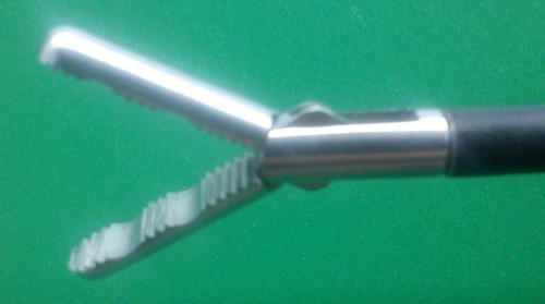 Maxi Grip Grasping Forceps 5 mm