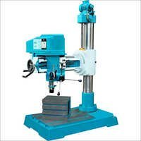 All Geared Fine Feed Radial Drilling Machines