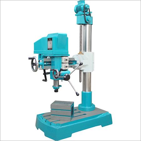 Rigid Radial Drill Machines