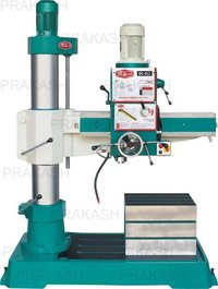 Double Column Radial Drill Machine