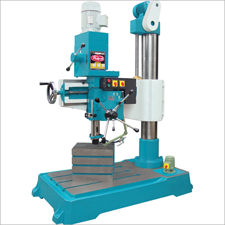 40 mm Allgeared Autofeed Radial Drilling Machines
