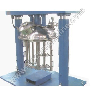 Multifunction Mixer Dispersing Machine