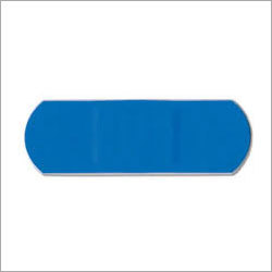 Blue Band Aids