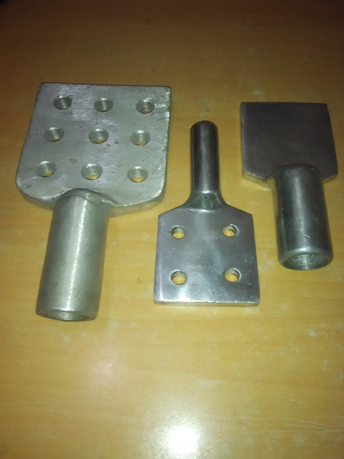 Compression Type Pad Clamps