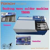 Desk wave soldering machine TB680 for PCB