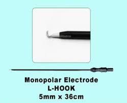 L- Hook Electrode 5mm
