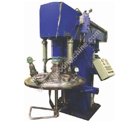 Twin Shaft Disperser / Mixer