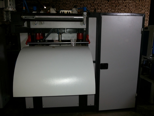 SMART 2210 DISPOSABEL GLASS,CUP,PLATE MACHINE URGENT SALE IN SHOLEAPUR MAHARASTRA