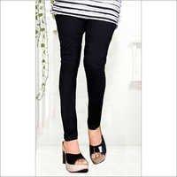 Ankel Lenght Cotton Leggings