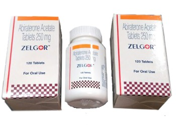 Abiraterone 250 mg Ranbaxy