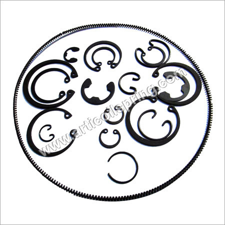 Coil Springs Circlips