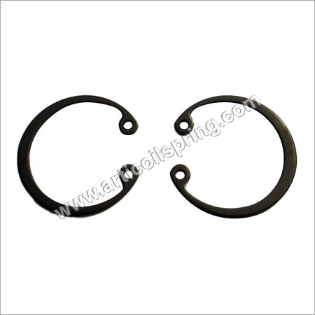 Seeger Ring Assemblies