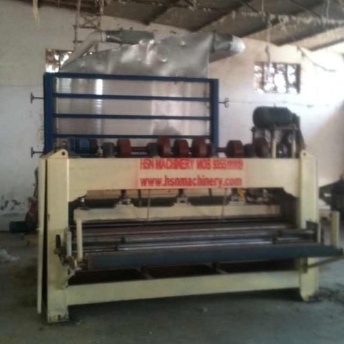 NEEDLE  PUNCHING LINE