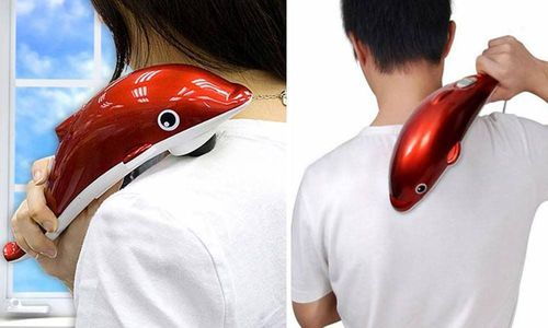 Dolphin Infrared Massager
