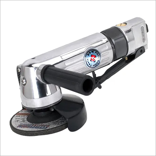Pneumatic 5 inch Angle Grinder Lever Type