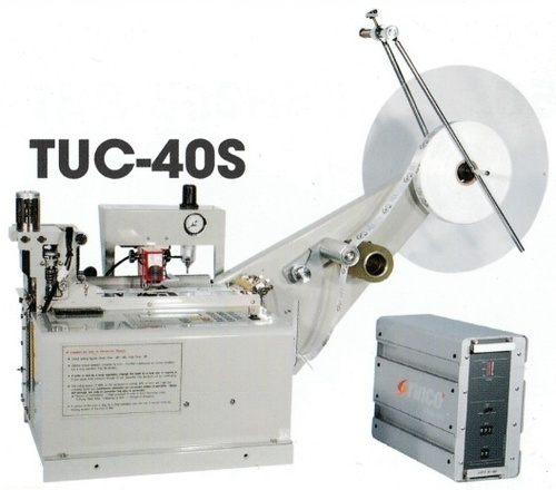 Ultrasonic Label Cutter