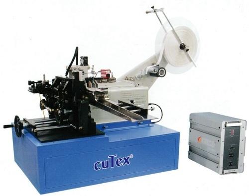 Ultrasonic Label Cut & Folder