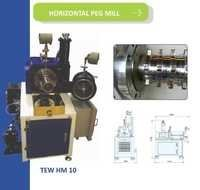 Horizontal Bead Mill Peg Type for Digital inks