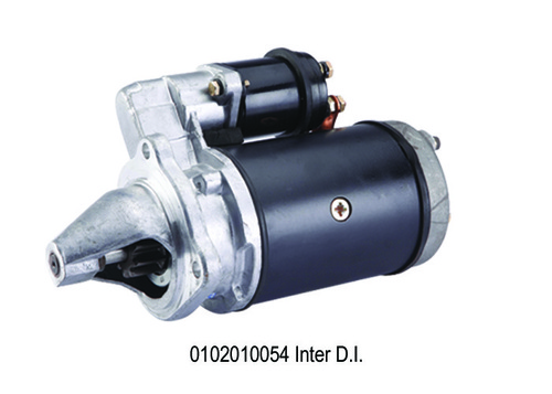 276 SY 054 Inter D.I.  Mahindera 575 D.I., (H SY 1