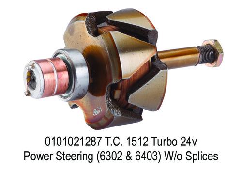 27 SY 1287 0101021287 Rotor Assy. Tata T.C. Turbo