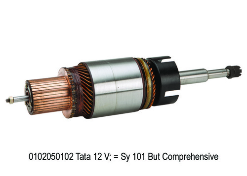 282 SY 102 Tata 12 V; = Sy 101 But Comprehensive