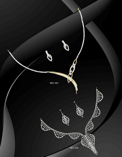 Artificial Diamond Pendants