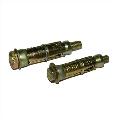 SS Anchor Bolts