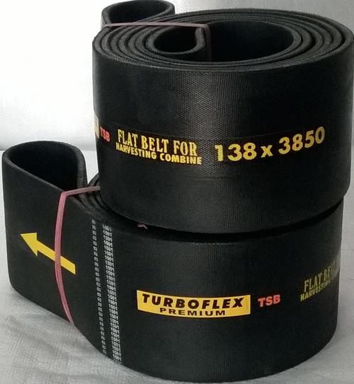 Harvester Combine Flat Belts