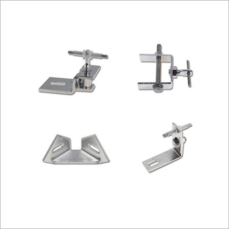 Industrial Ms Clamps